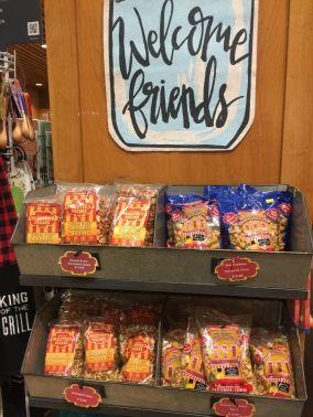 Snacks off all kinds abound at Priester's. (Keisa Sharpe/Alabama NewsCenter)