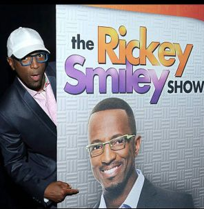 Comedian Rickey Smiley of Birmingham is a nationally known radio talk show host. (file)