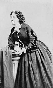 Portrait of Anne Newport Royall. (Freedom From Religion Foundation)