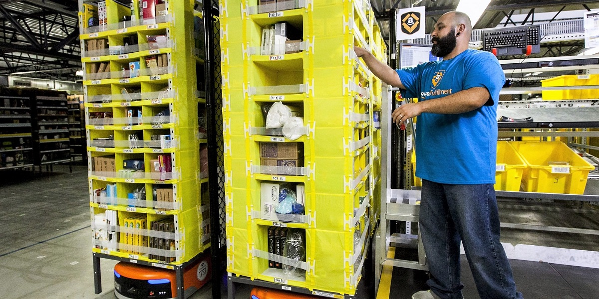 Amazon to create 1,500 jobs at Alabama fulfillment center