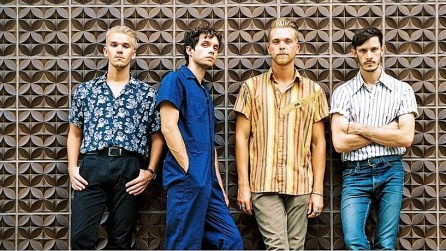 The Brummies are a Birmingham, Alabama, band with some strong influences from British pop. (contributed)
