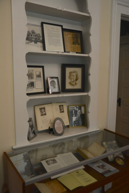 The Fitzgerald Museum has an extensive collection of photos, memorabilia and artifacts from the lives of F. Scott and Zelda Fitzgerald. (Karim Shamsi-Basha/Alabama NewsCenter)