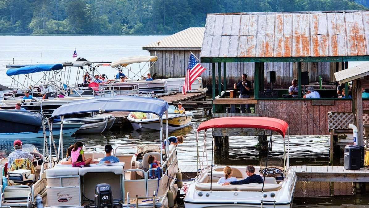 Alabama church 'gathers at the river' every summer for five decades