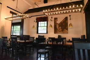 The Depot is a restaurant located in Auburn. (Brittany Faush)