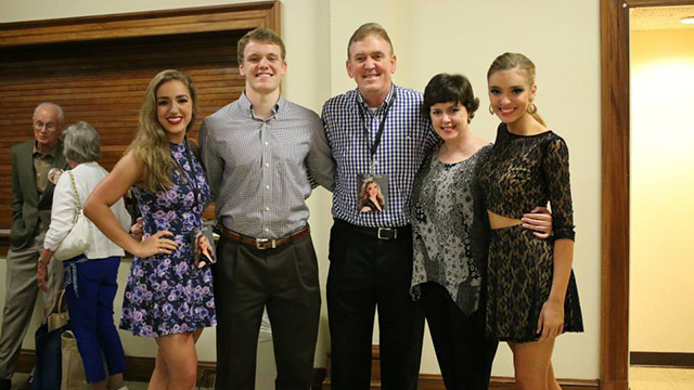 Former Miss Alabama sees daughters competing for Miss Alabama, Tony Award