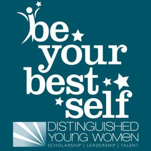 Be Your Best Self is one of the programs featured with Distinguished Young Women that helps build healthy self-esteem.
