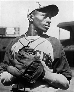 "Leroy ""Satchel"" Paige. (USA Today, Wikipedia)"
