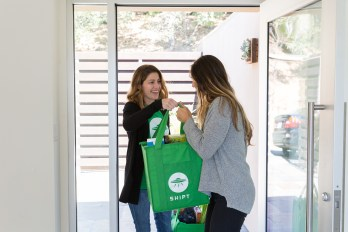 Shipt's grocery delivery service has grown to more than 150 markets across the country. (file)