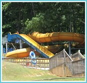Blountsville's Spring Valley Beach has water attractions for all ages. (contributed)