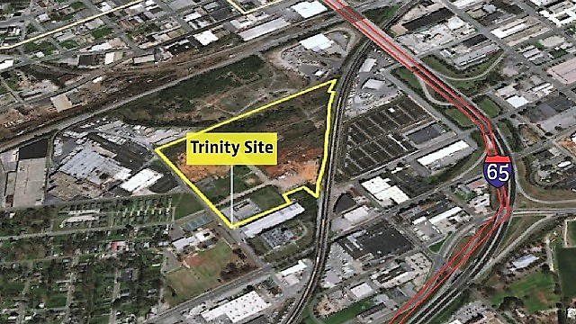 DC BLOX building 'flagship' data center on 27-acre former Trinity Steel site in Birmingham