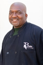 Bayles Catering owner Tony Bayles has seen big improvements in business already with his new location in Woodlawn. (Charlestan Helton/Alabama NewsCenter)