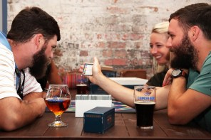 Trivia games add to the good times at Common Bond. (contributed)