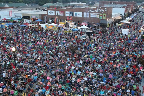 Join in the fun at the Main Street Music Festival Aug. 10-11 in Albertville. (Spring & Mona Photography)