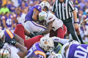 Troy proved itself last year with an 11-2 season that included an upset victory over LSU. (Troy University Athletics)