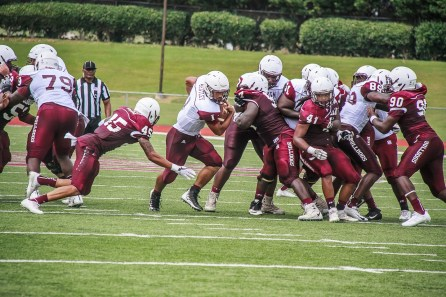 Tailback Jordan Bentley is expected to be one of this year's standouts for Alabama A&M. (Alabama A&M Athletics)