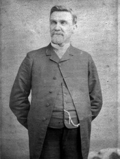 Peter Bryce believed in physical labor as a tool for therapy, useful in taking a patient's mind off of his or her mental condition. Patients worked at gardening and building household goods, which supplemented state financial support of the Alabama Insane Hospital. (From Encyclopedia of Alabama, courtesy of University of Alabama W.S. Hoole Special Collections Library)