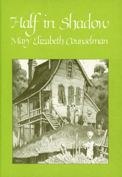 """Half in Shadow: A Collection of Tales for the Night Hours"" was the first collection of short stories published by Alabama horror author Mary Counselman. Produced in the United Kingdom in 1964, it features many of her most popular stories, including the widely reproduced ""The Three Marked Pennies,"" which she wrote in 1926 at the age of 15. (From Encyclopedia of Alabama)"
