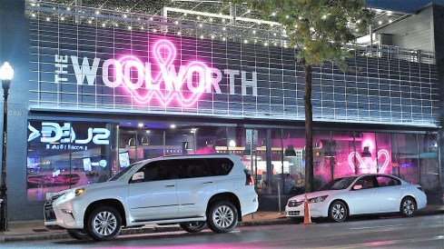 The Woolworth in Five Points South brings a new recreation concept to Birmingham. (Dennis Washington/Alabama NewsCenter)