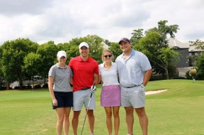 The Rotaract Club of Birmingham recently held its 10th annual Hack-It Classic Golf Tournament at Highland Park Golf Course. (contributed)