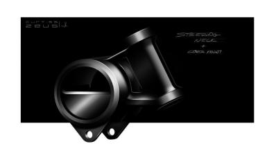 Initial concepts of the Zeus motorcycle at Curtiss Motorcycles. (Curtiss Motorcycles)