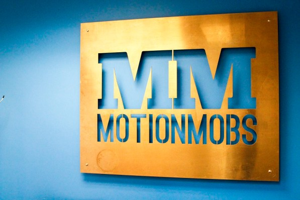 Birmingham's MotionMobs is up for an award from the U.S. Chamber of Commerce. (Justin Averette / Alabama NewsCenter)