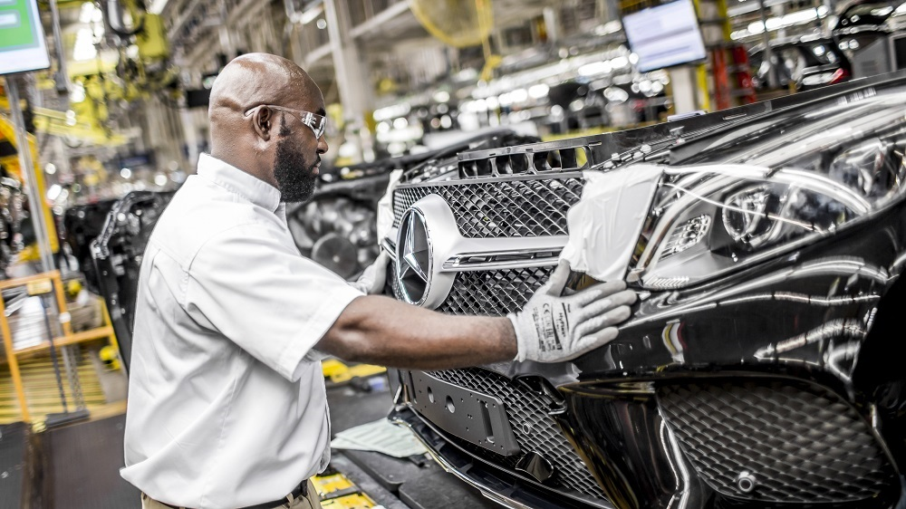 Global Trade: Alabama ranks as top state for manufacturing