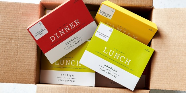 Nourish Foods' meals are designed to make working families' lives easier. (Nourish Foods)