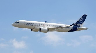 Airbus will begin producing A220 aircraft in Alabama in the third quarter of this year. (F. Lancelot/Master Films/Airbus)