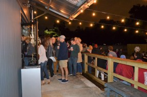 Haint Blue Brewing Co. occupies the old Crystal Ice House space. (Michael Tomberlin/Alabama NewsCenter)