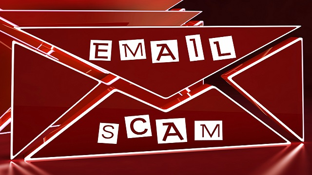Delete suspicious emails to fight scammers