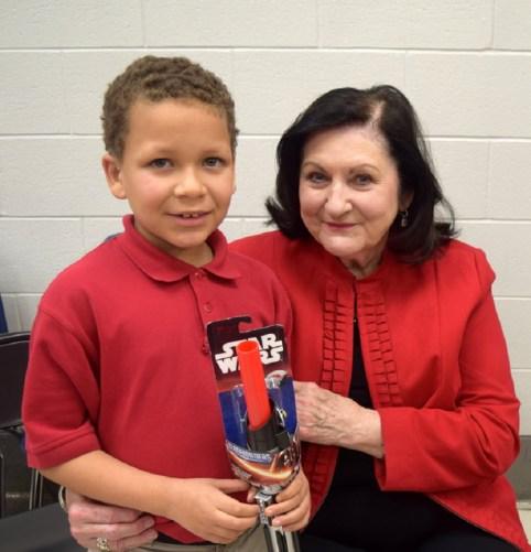 Mobile Energizer Carolyn Feltus shopped for children in 2017 and 2018. (Joann McKnight/Alabama NewsCenter)