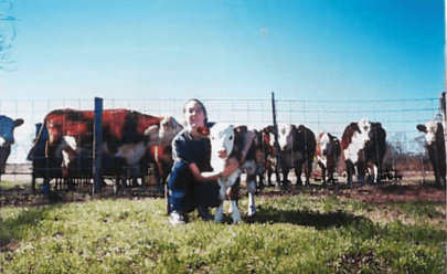Paige Aplin grew up on a farm in Baldwin County, where her love for the environment began. (contributed)