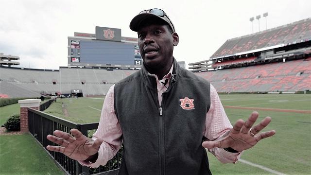 War Eagle: Auburn legend Quentin Riggins talks Tigers, Iron Bowl and coach Dye