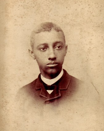 Arthur McKinnon Brown (1867-1939), shown here as a youth, was a civic leader, military surgeon and one of the first African-Americans to practice in Birmingham. (From Encyclopedia of Alabama, photo courtesy of the Birmingham Public Library)