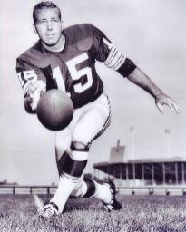 American football player Bart Starr. (Wikipedia)
