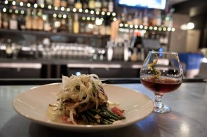 Dean Robb's decision to focus on American food at Blueprint on 3rd allowed a wide range of menu options. (Brittany Faush/Alabama NewsCenter)
