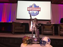 The Birmingham Bowl takes place at Legion Field on Dec. 22. (Michael Tomberlin / Alabama NewsCenter)