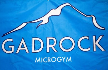 "GadRock's founders say their choice of the term ""microgym"" is a reference to their time working at Back Forty Beer's microbrewery. (Justin Averette/Shorelines)"