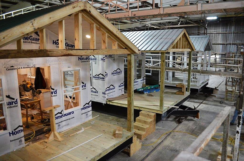 Stone Canyon Cabins is an Alabama Maker that's a big player