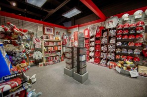 All the merchandise from the Paul W. Bryant Museum Store will remain on sale through the online store while the museum is being renovated. (Paul W. Bryant Museum)