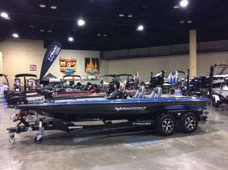 Another boating option for those who are serious about investing. The annual Boat Show runs through Sunday at the BJCC. (Mike Clelland)