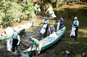 Renew Our Rivers will have more than 30 cleanups during 2019, its 20th year. (file)