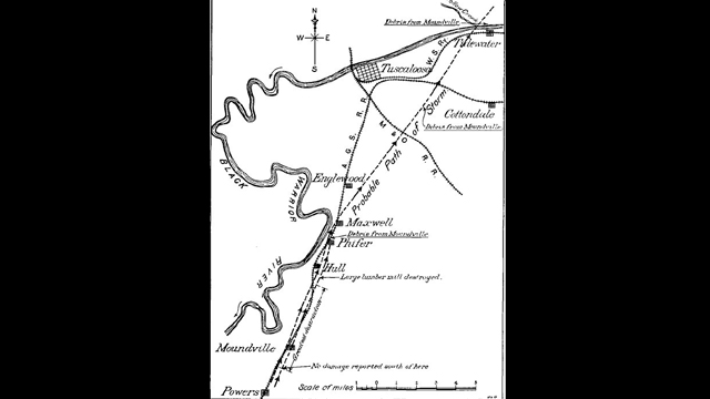 On this day in Alabama history: Moundville tornado killed dozens