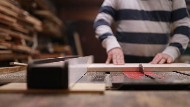 Alabama Maker Leldon Maxcy shows us the art in wood
