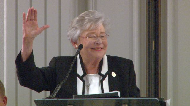 Alabama Gov. Kay Ivey: Workforce development is 'very clear need' that requires attention
