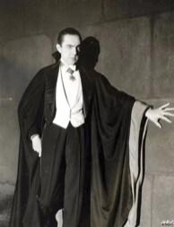 Bela Lugosi as Dracula, 1931. (Universal Studios, Wikipedia)