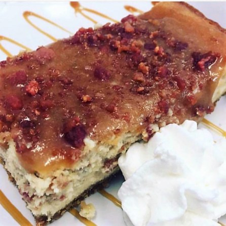 Cheesecake Empori-Yum specializes in flavorful takes on cheesecakes and eggrolls. (contributed)