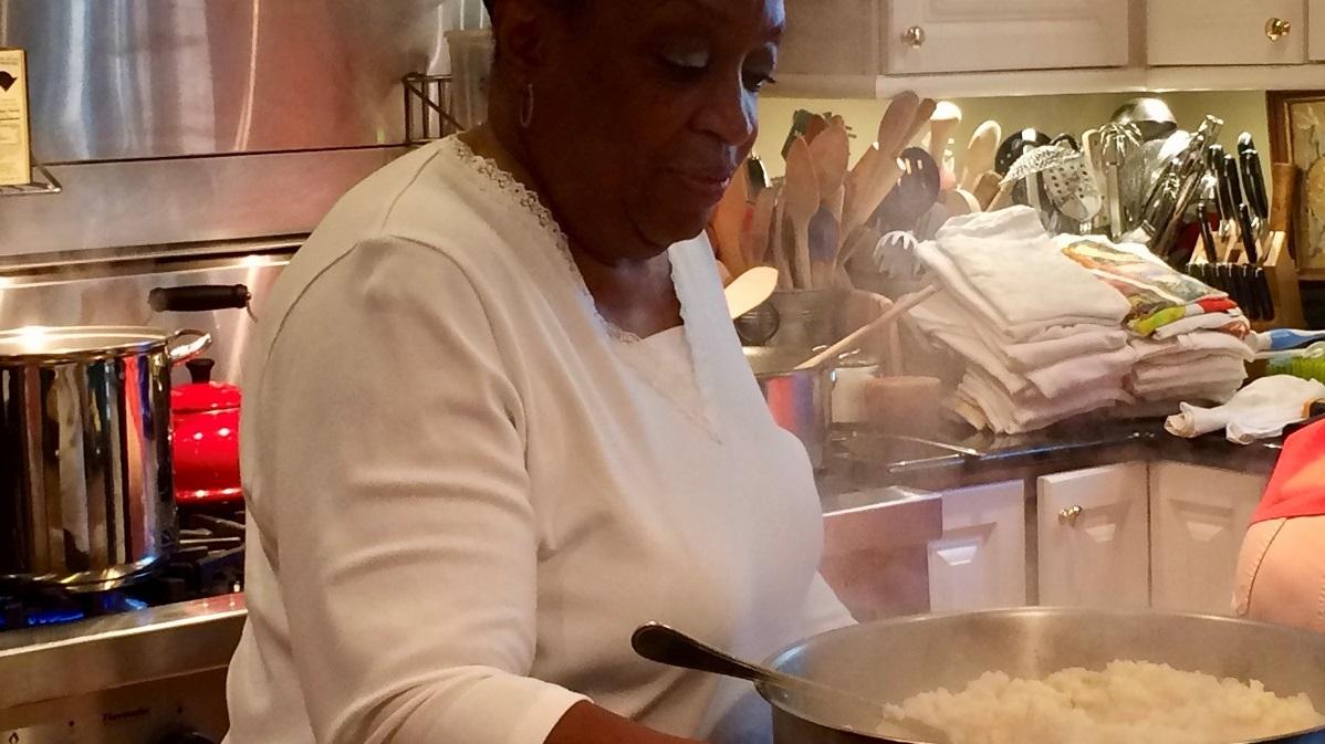 Juliette Flenoury an unsung star in Birmingham's food scene
