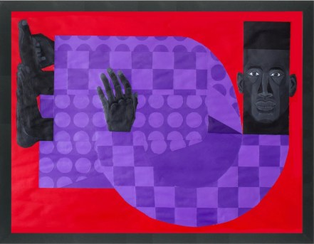 Man in the Violet Suit No. 3 by Jon Key. (contributed)