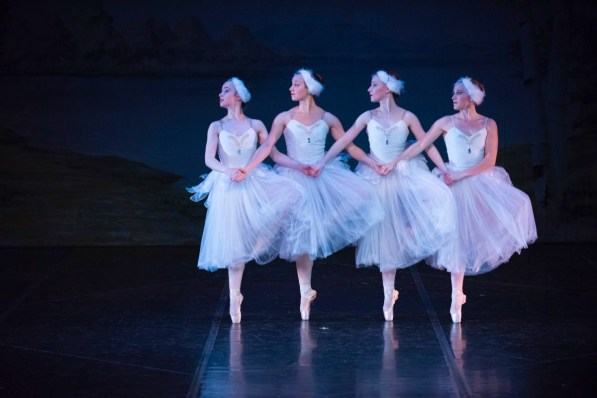 Birmingham Ballet presents Swan Lake at the Samford Wright Center March 1-3. (Contributed)